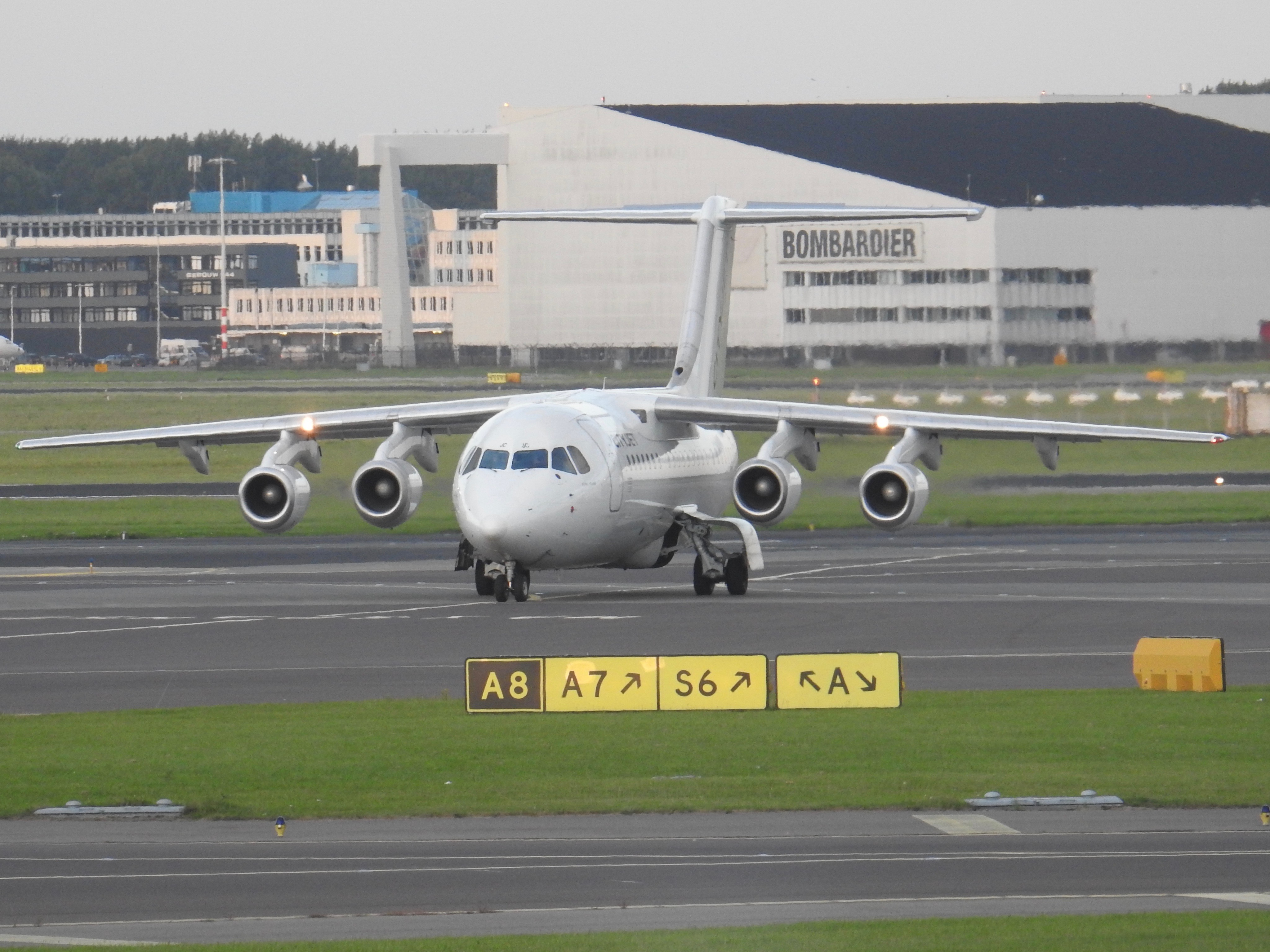 Revitalizing the Avro: Why the BAe 146 is Sticking Around