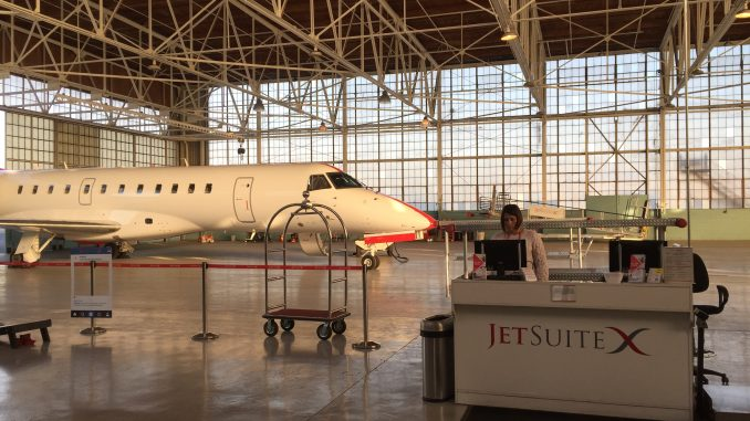 Trip Report: Flying JetSuiteX's Embraer 135 Service from Burbank to