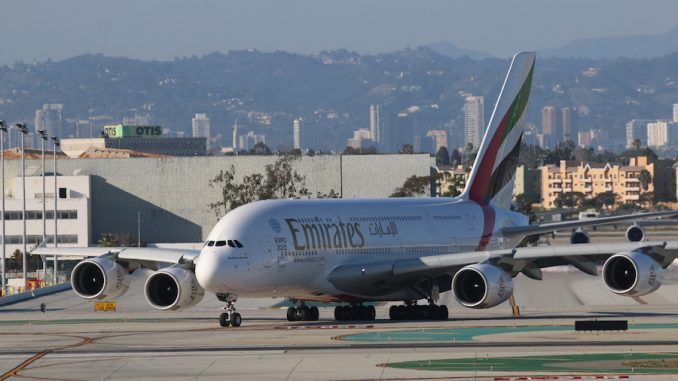UAE's airline purchases additional 36 Airbus A380s