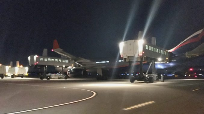 Planes Collide on Tarmac at JFK Amid Airport Chaos