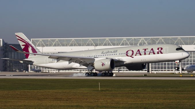 Qatar agrees to transparency to resolve U.S.  airline dispute