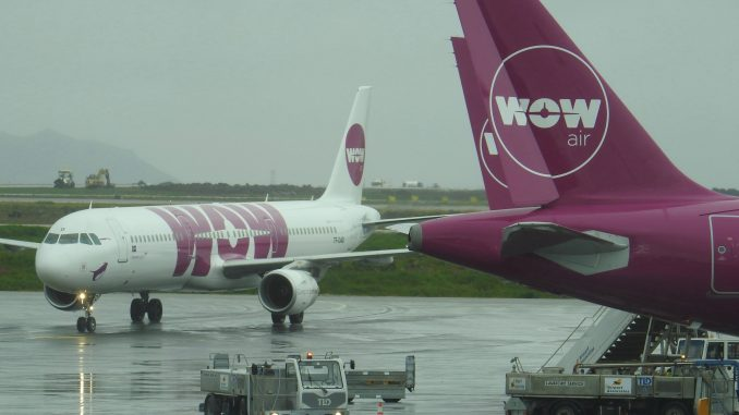 Ottawa couple among WOW Air passengers stranded in Iceland