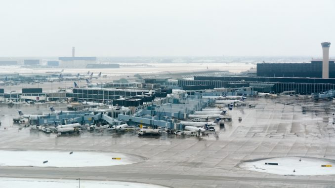 Chicago's O'Hare Airport Eyes Dramatic Expansion