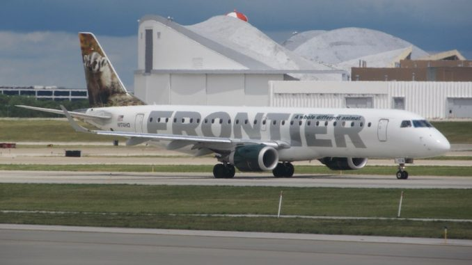 A Lost Frontier: The Adventures of Frontier Airlines into