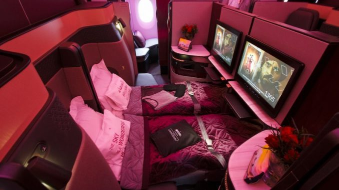 innovative cabin interior design | Innovative Aircraft Cabin Interior Designs Honored at ...