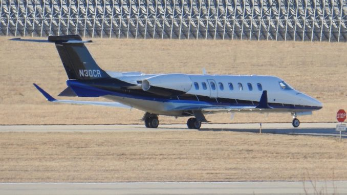 The Lapse of the Learjet in Today's Saturated Business Jet