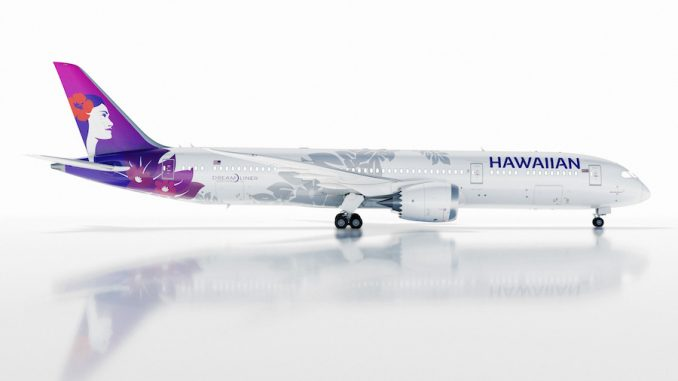 Hawaiian Airlines chooses Dreamliner over Airbus as it looks to expand