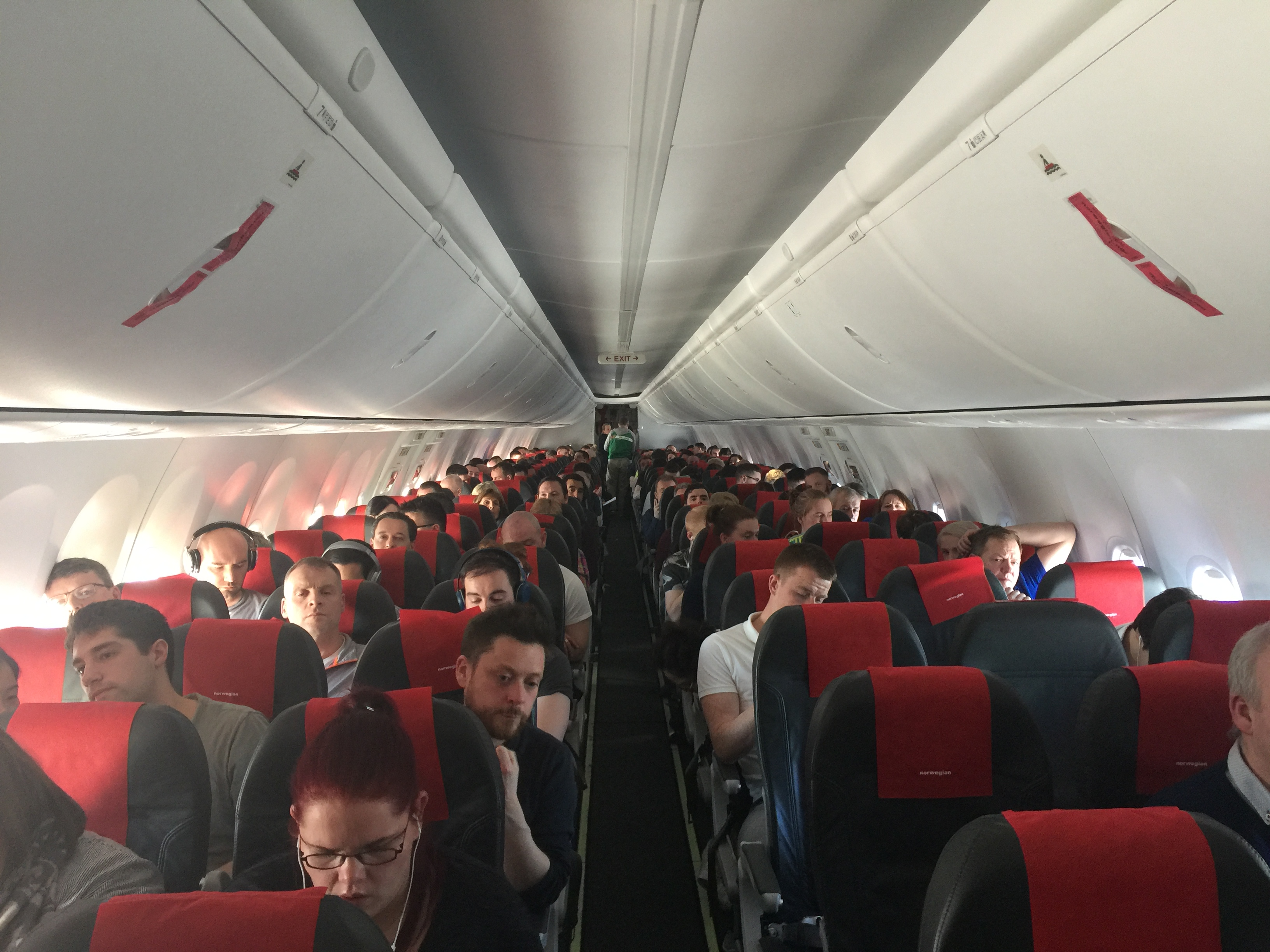 Low-Cost Airlines Crossing the Pond: Norwegian Air