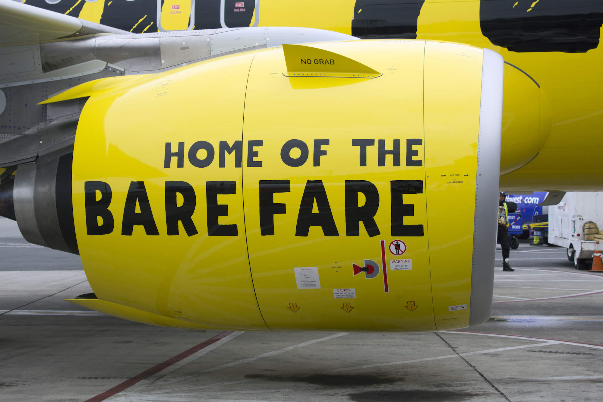 The new law that could change how travelers book flights for Book a flight with spirit airlines