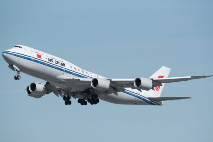 Air China Looks To Domestic Growth for Pick-Up After Modest Third Quarter