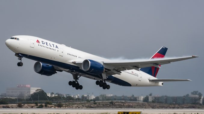Delta to Add Refreshed 777-200 to Sydney Market in March 2019