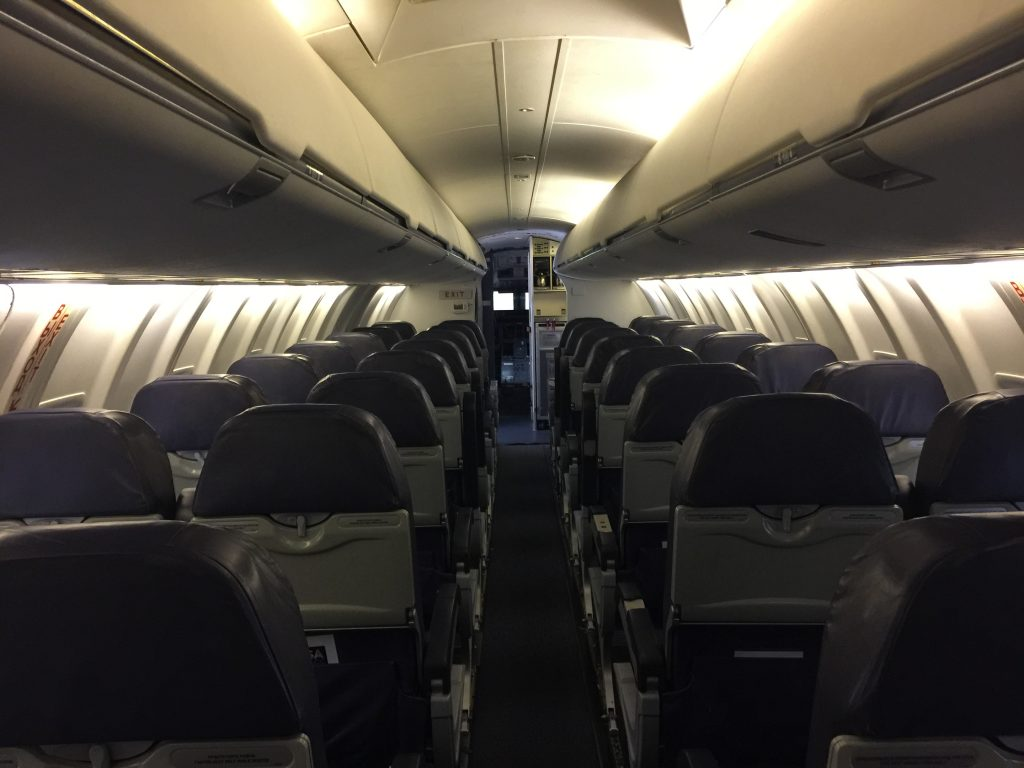 Inside The Regionals A Look Inside Mesa Airlines Headquarters And