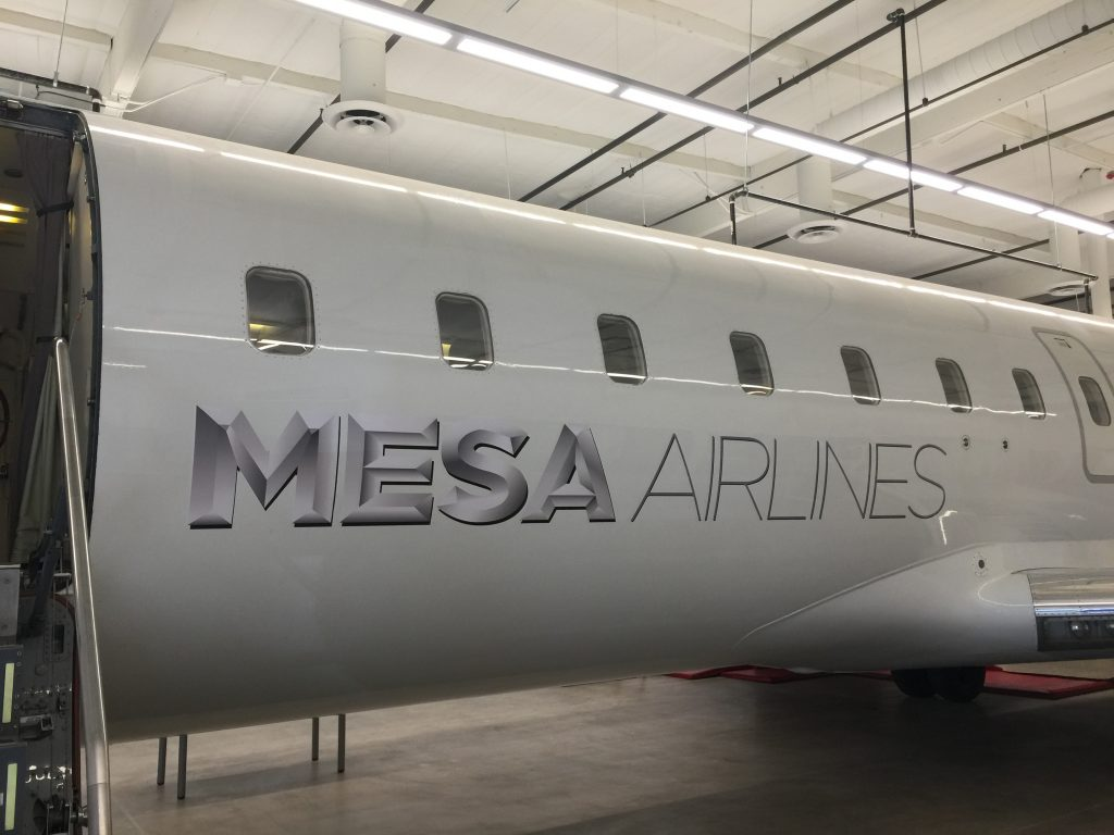 Inside the Regionals: A Look Inside Mesa Airlines