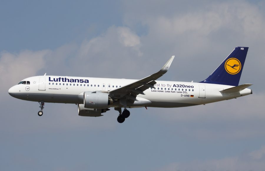 Lufthansa Extends Airbus A320 Order To 122 Neo And 273 Ceo
