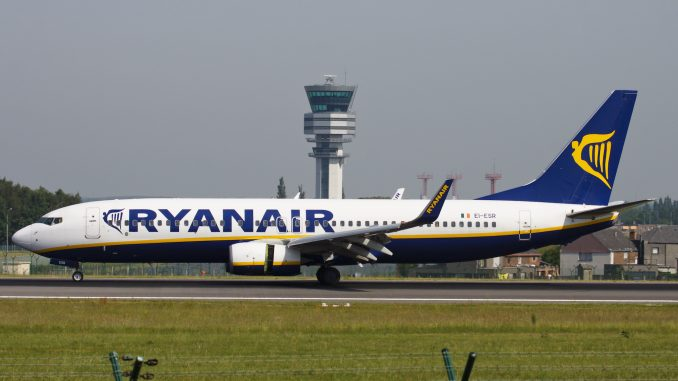 Ryanair sees 10% rise in profits to €1.45bn
