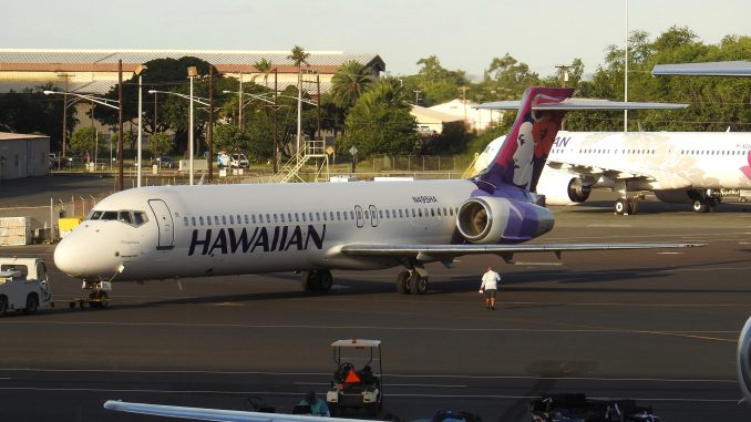 the next best option what is hawaiian airlines boeing 717