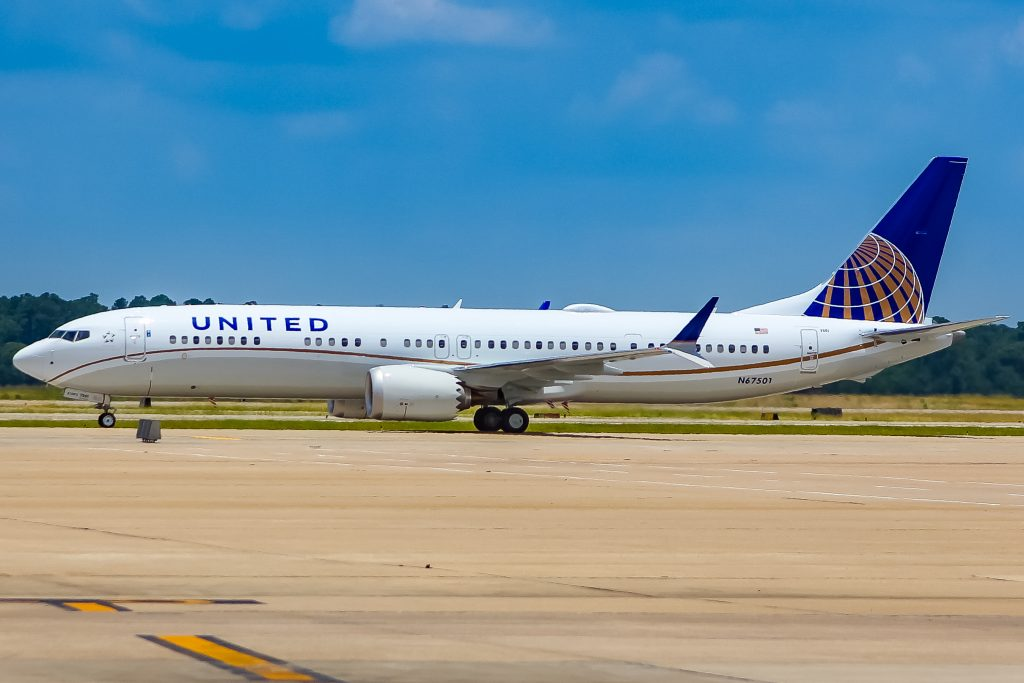 Photos: A First Look as United Kicks Off 737 MAX 9 Flights