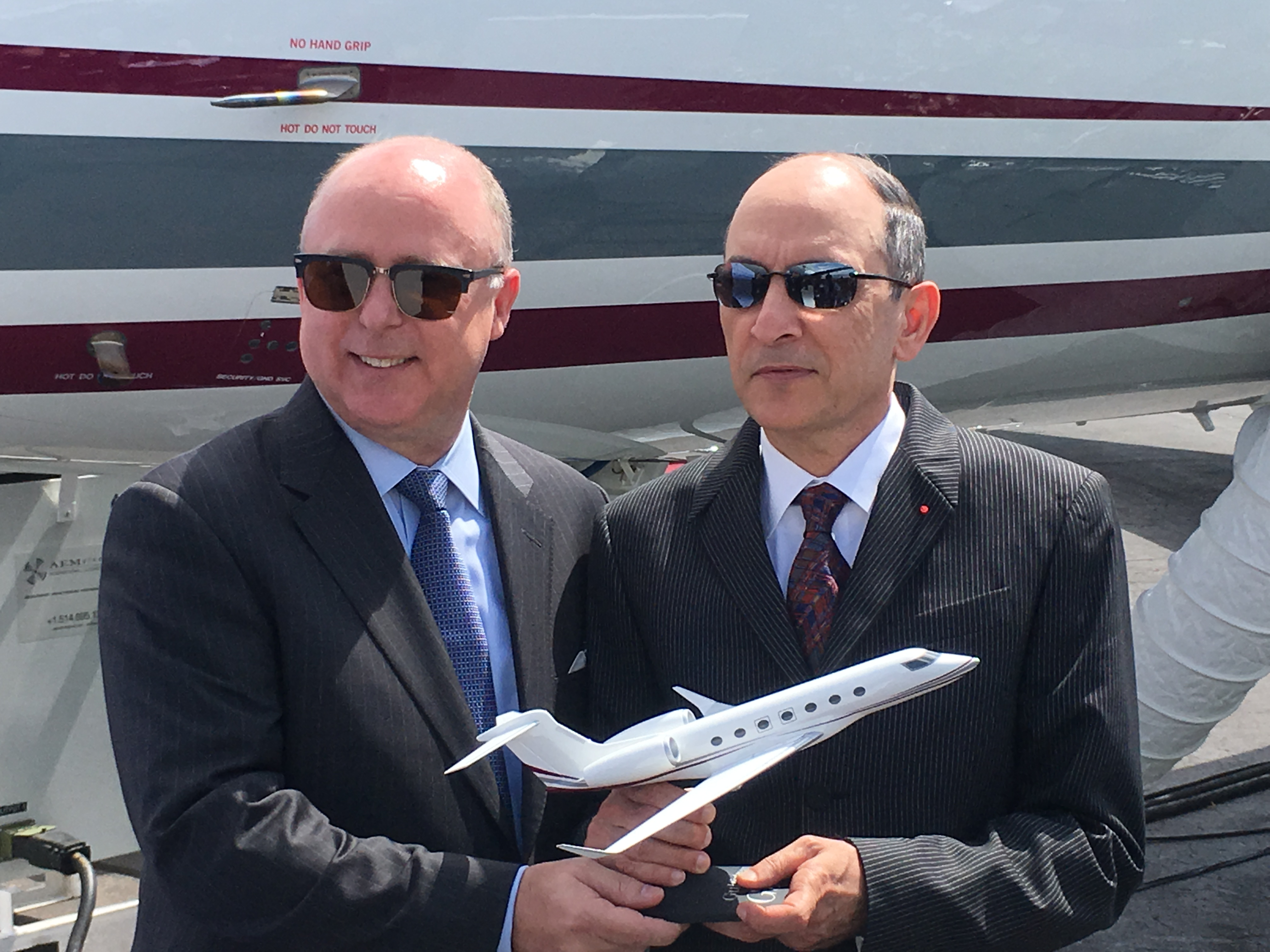 Qatar Airways Displays Six Aircraft and Unveils New