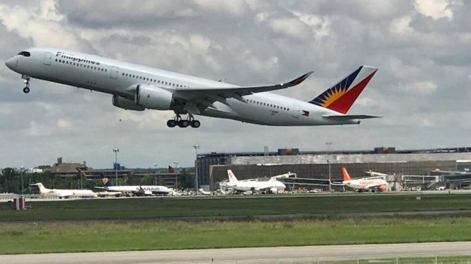 Philippine Airlines Continues A340 Fleet Replacement with Second