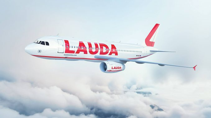 Laudamotion Announce Expansion Plans, New Livery and Growth