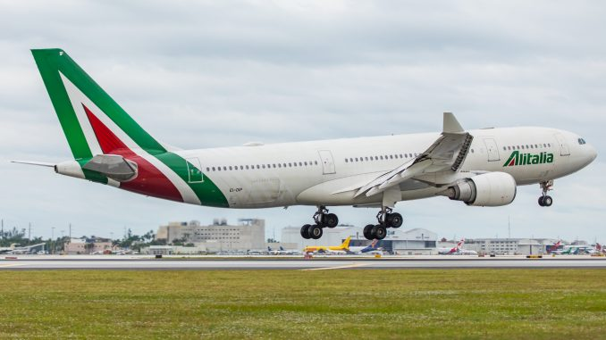 Alitalia Becomes State-Owned Again, Delta Takes 10 Percent