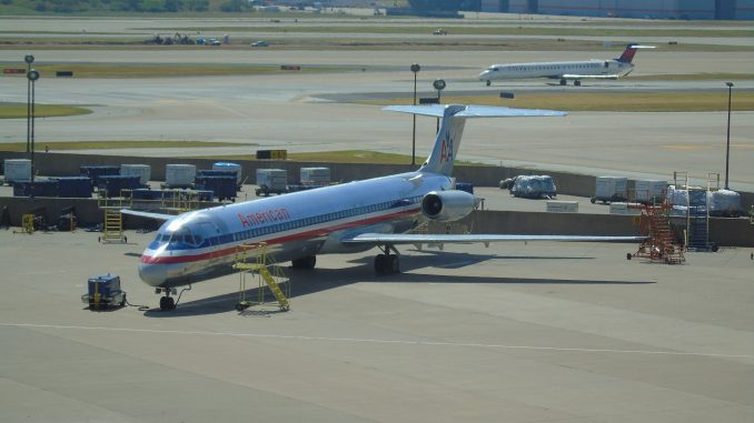 american's md-80 retirement not affected by boeing 737 max grounding