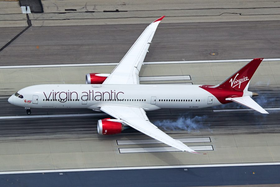 Virgin Atlantic Announces First South America Service and