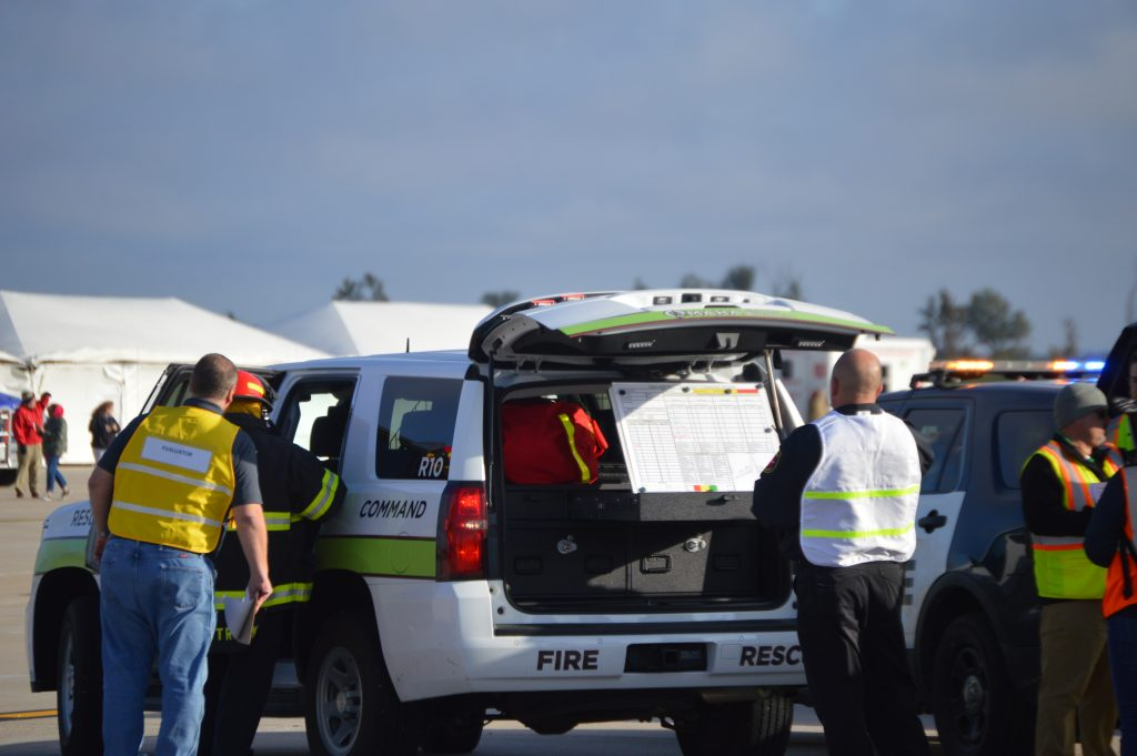 Omaha Airport Conducts Full-Scale Emergency Simulation