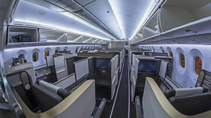 Trip Report: Onboard Gulf Air's Boeing 787 | AirlineGeeks com