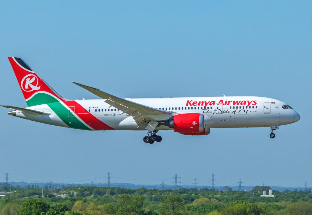 Photo Tour: Onboard a Kenya Airways Boeing 787-8 Dreamliner