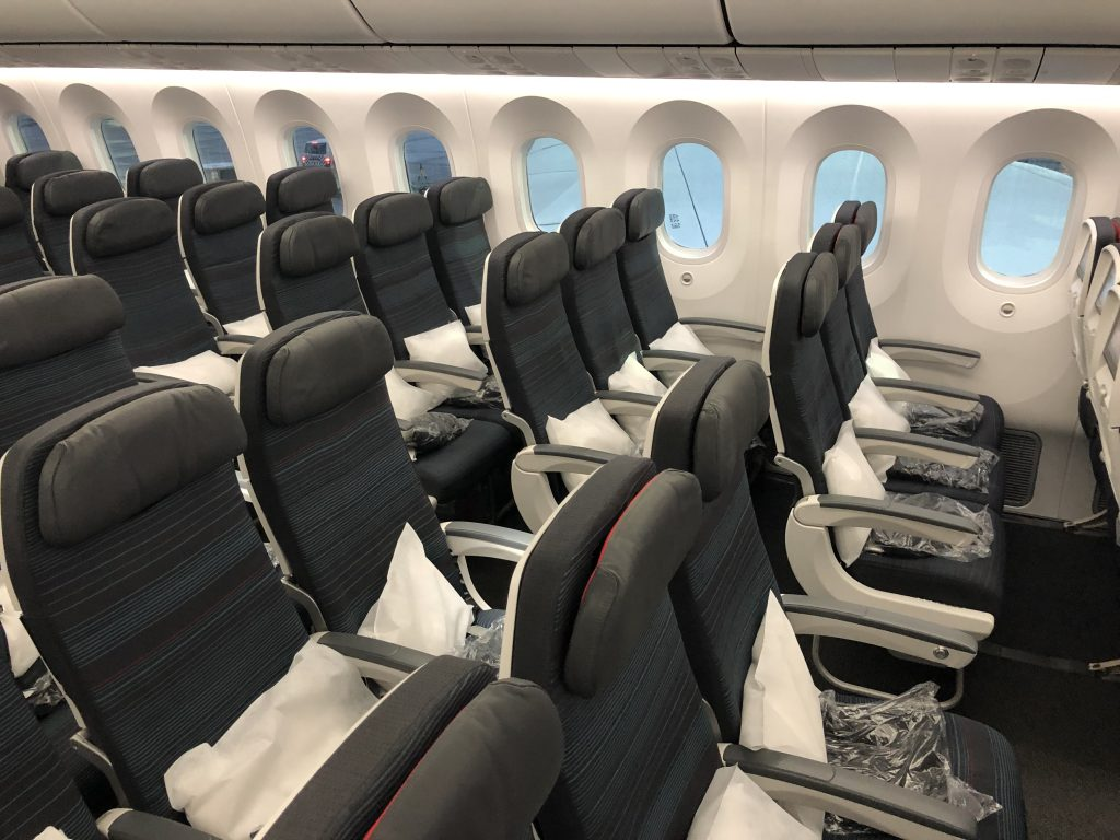 Trip Report: Flying on an Air Canada Boeing 787-9 in Economy