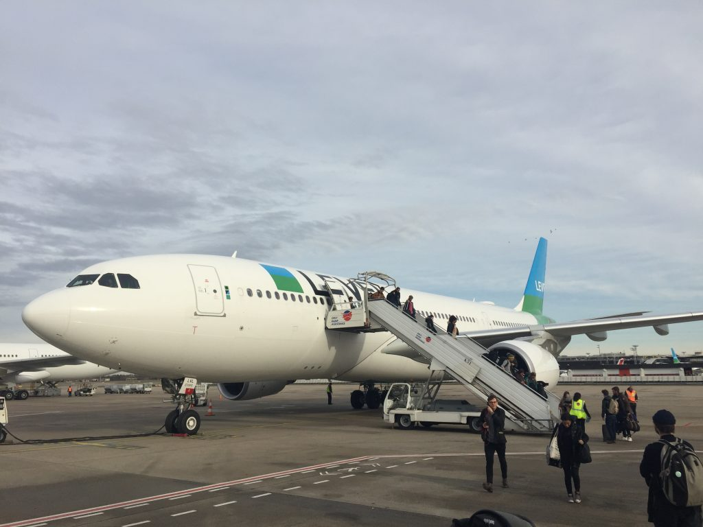 Trip Report: Flying on LEVEL's Airbus A330-200 in Economy and