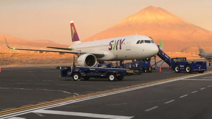 Interview: Speaking with SKY Peru One Month Into Operations