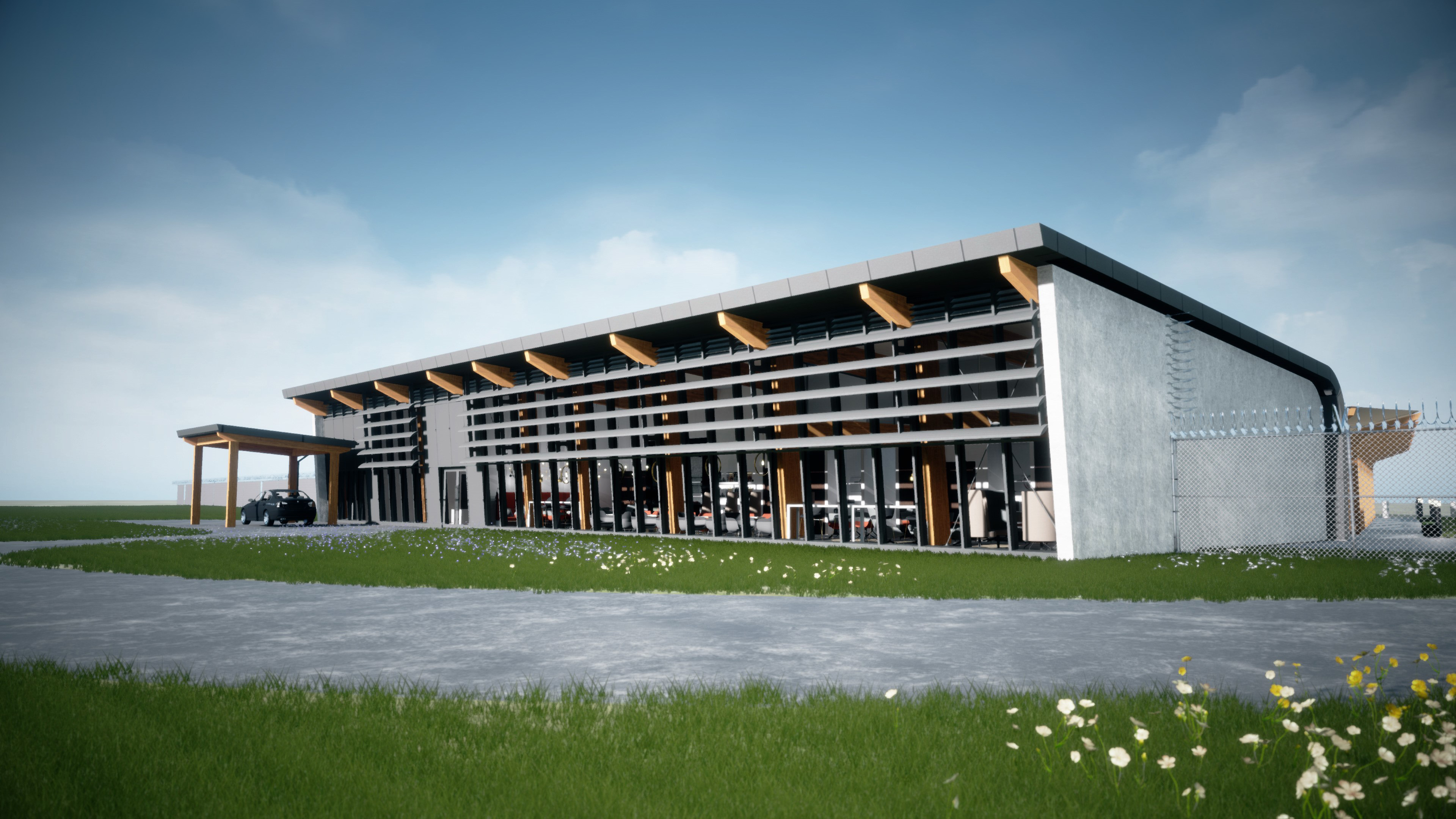 Manchester Airport Looks To Build New Private Terminal