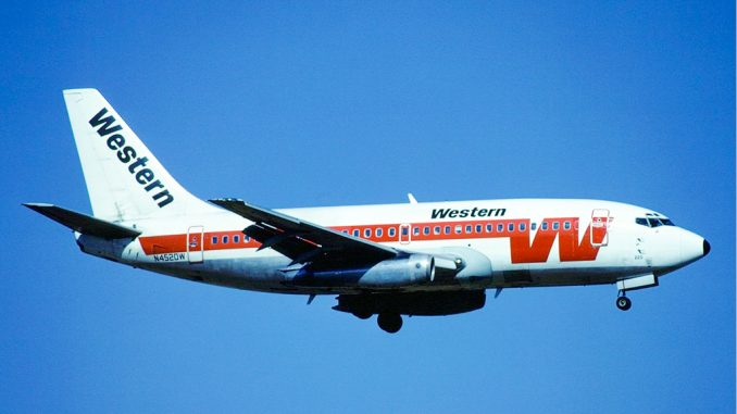 TBT (Throwback Thursday) in Aviation History: Western Airlines ...