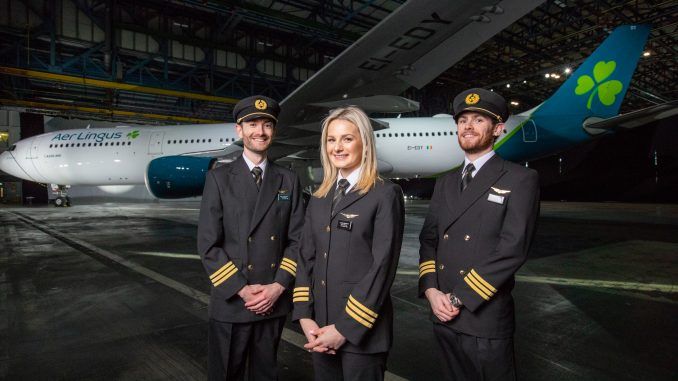 Aer Lingus Joins the Eurowhite Club with New Livery