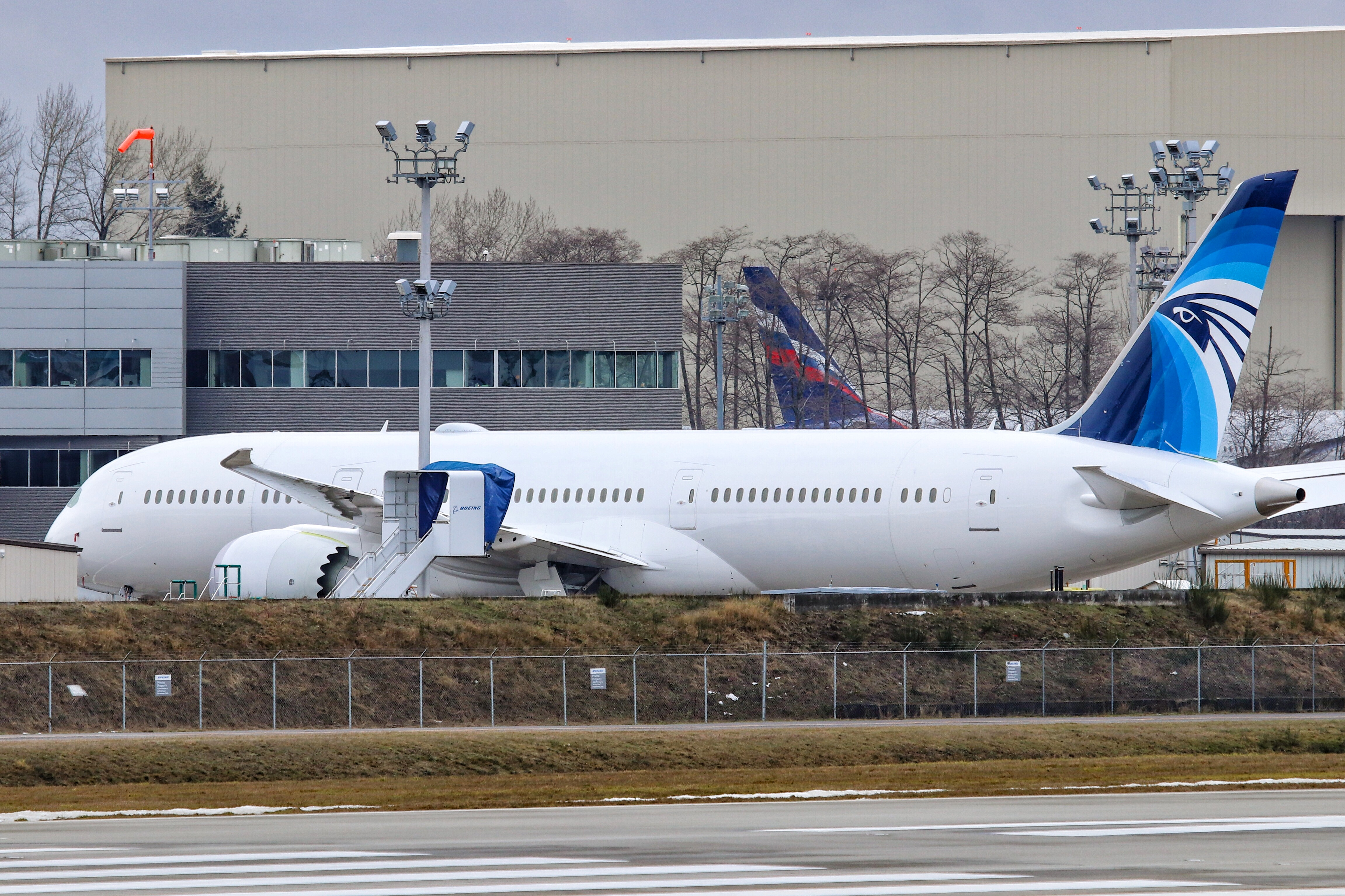 EgyptAir Adds Washington-Dulles Route with 787 Dreamliner