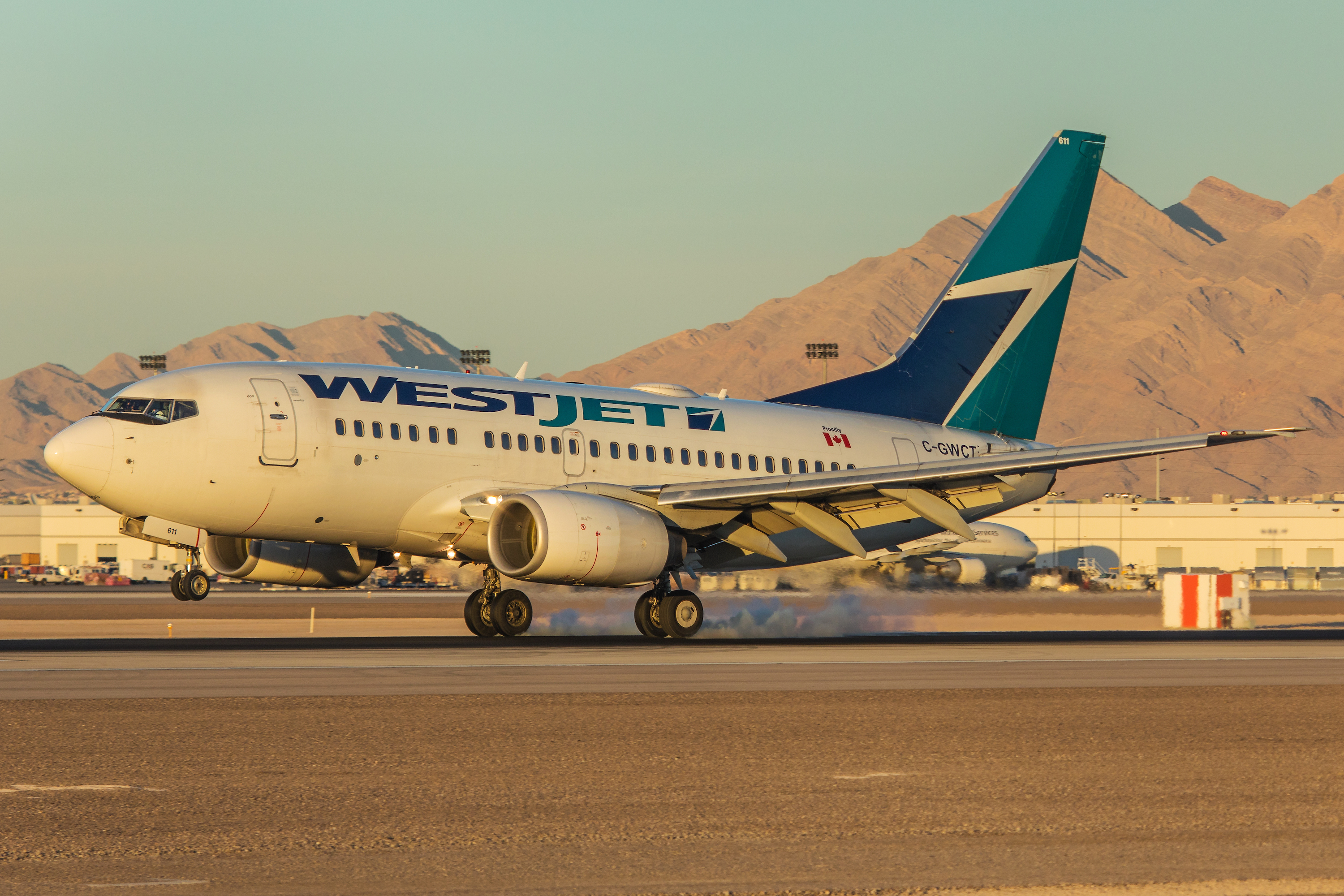 Winglet Less And Wearing Thin The Boeing 737 600 Today Airlinegeeks Com