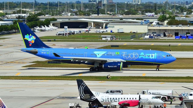 brazilian airlines bankruptcy