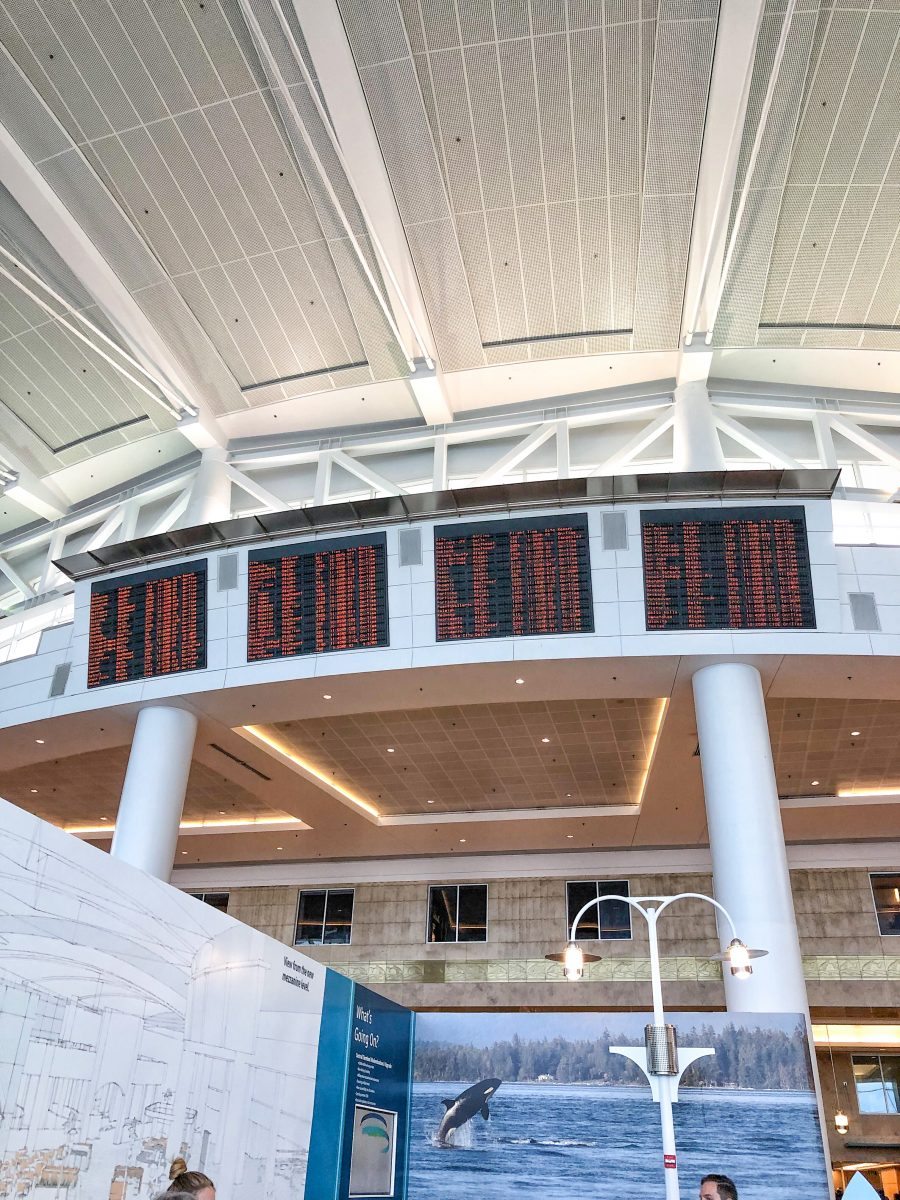 Sea Tac Airport Debuts First Phase Of Central Terminal