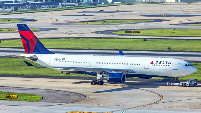 Delta Expects First A330-900neo Delivery in May