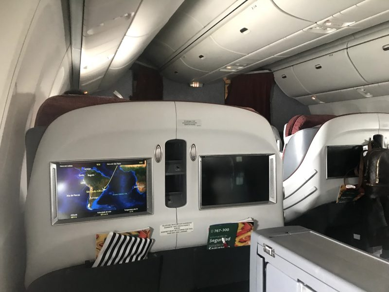 Trip Report: Flying in Business Class on LATAM's Boeing 767