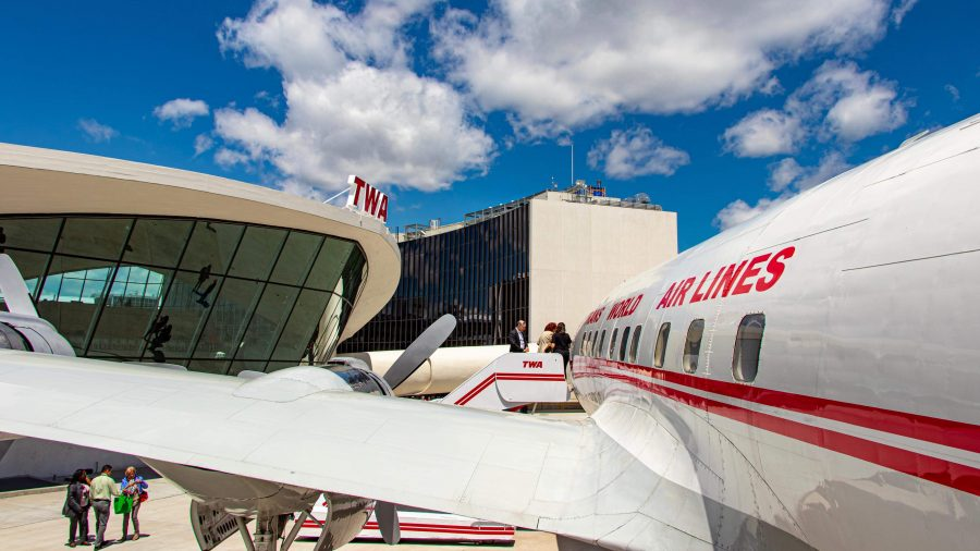 New Twa Hotel At Jfk Airport Serves As A Shrine To