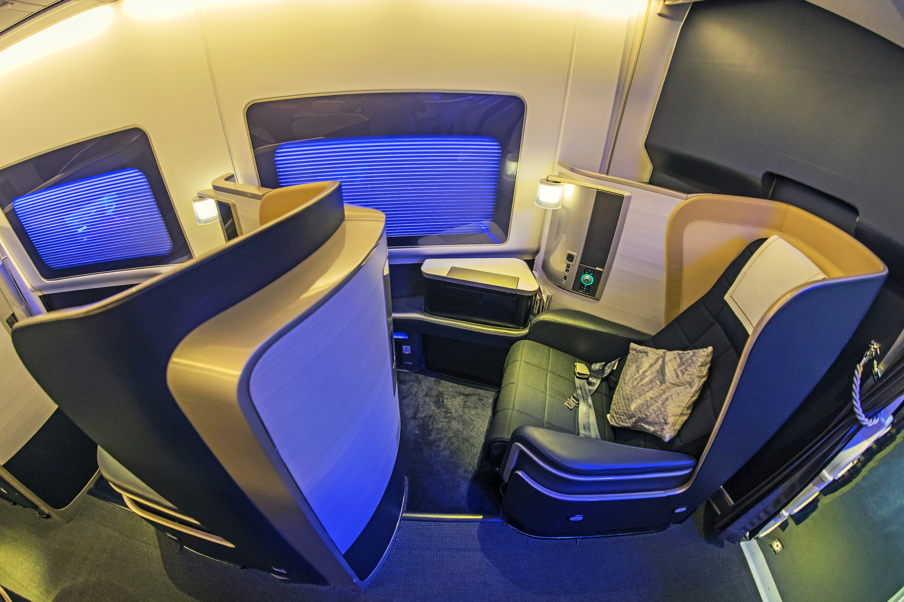Trip Report Flying First Class In Seat 1a On A British Airways 747 From Washington To London Airlinegeeks Com