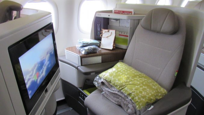 Magnificent Trip Report Flying On Tap Air Portugals New A330Neo From Ocoug Best Dining Table And Chair Ideas Images Ocougorg