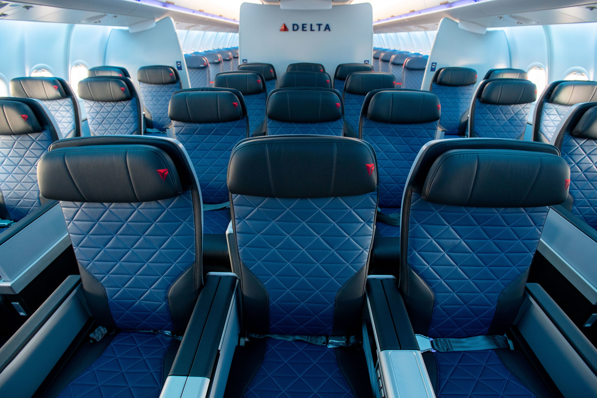 Delta Debuts New A330-900neo Early on Seattle to Shanghai