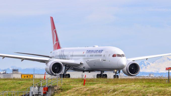 Turkish Airlines Adds Bali to Its Boeing 787 Network ...