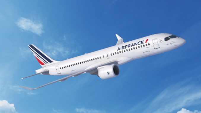Air France: Northern Ireland to benefit from Airbus A220s purchase