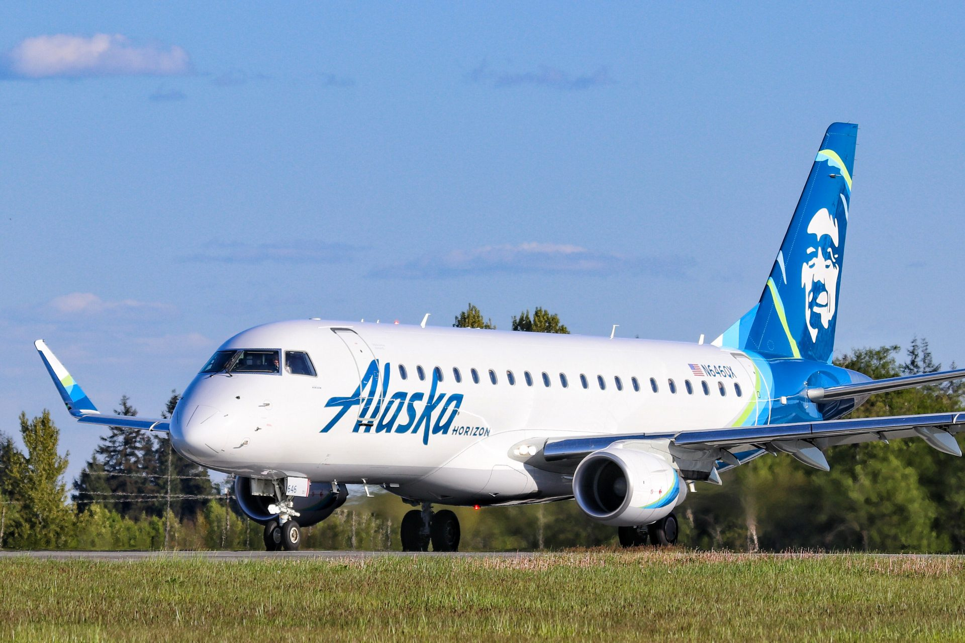 Alaska Airlines Begins E175 Flights Within Alaska – AirlineGeeks.com