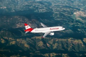Austrian Airlines A320 (Courtesy of Austrian Airlines)